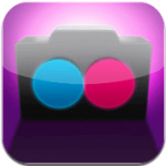 Application Flickr pour Ipad