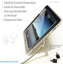 protection Ipad vol