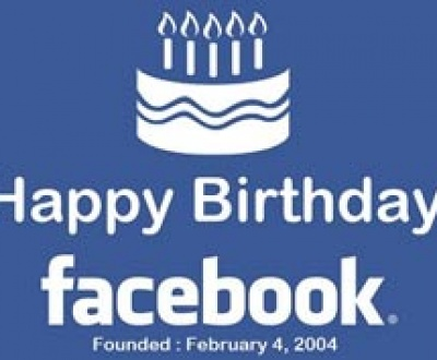Les 10 ans de Facebook !
