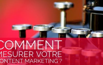 Mesurer Efficacité Content Marketing