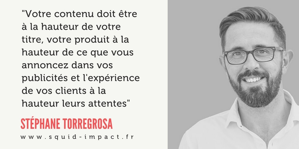 Confiance clients content marketing