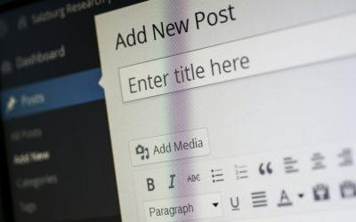 WordPress : les 12 plugins que j'utilise au quotidien