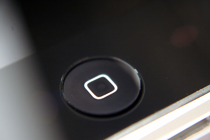 """Bloquer le bouton """"Home"""" de l'Ipad"""