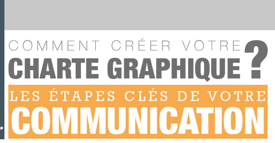 Infographie : Comment créer votre charte graphique 1