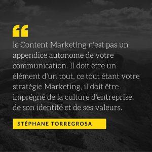 Consultant Content Marketing