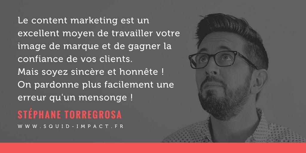 confiance clients et content marketing