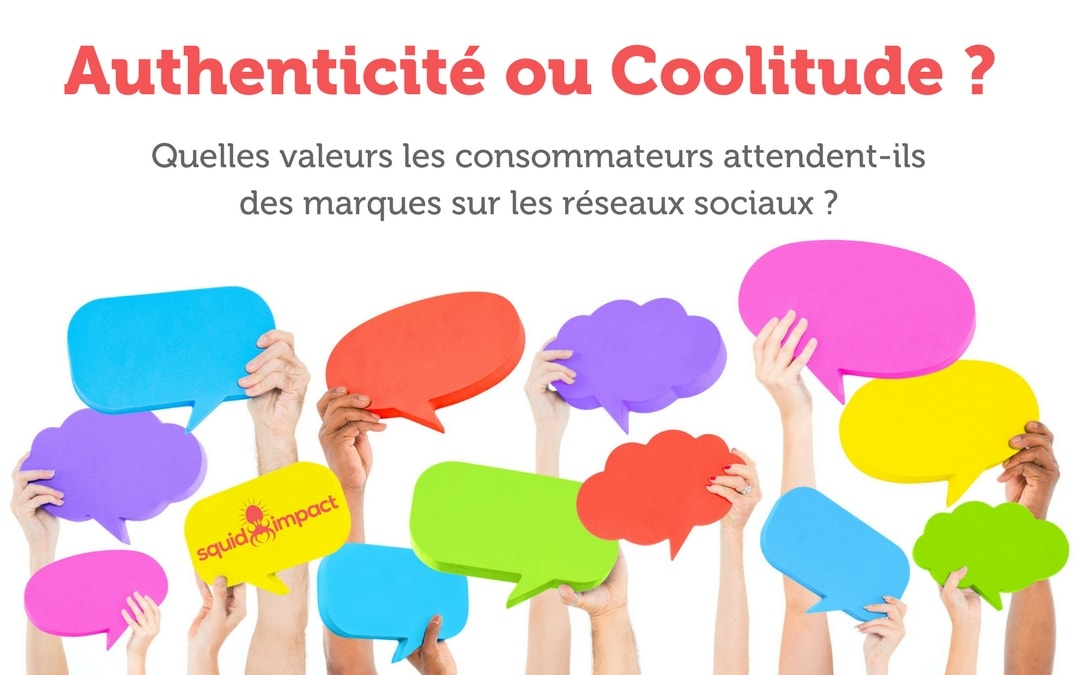 Réseaux sociaux: quelles valeurs les consommateurs attendent-ils ?