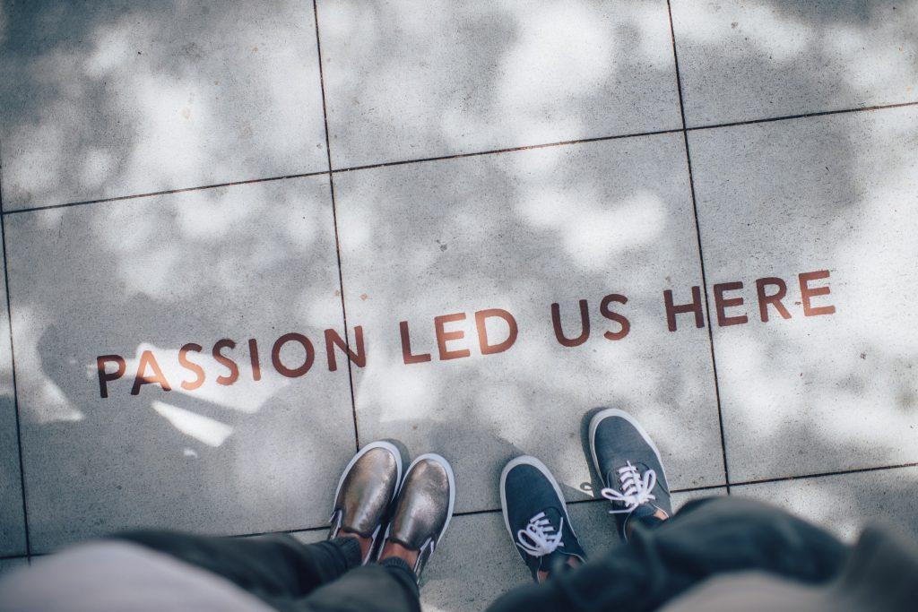 Vous êtes passionné