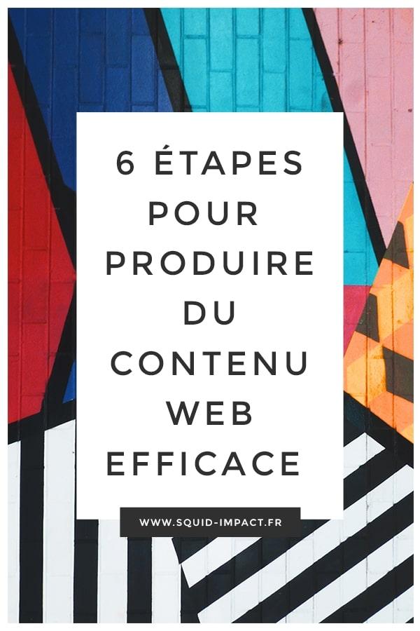 Un contenu web efficace, c'est la base d'un bon référencement, d'un site internet capable d'attirer des leads qualifiés et de générer des conversions.
