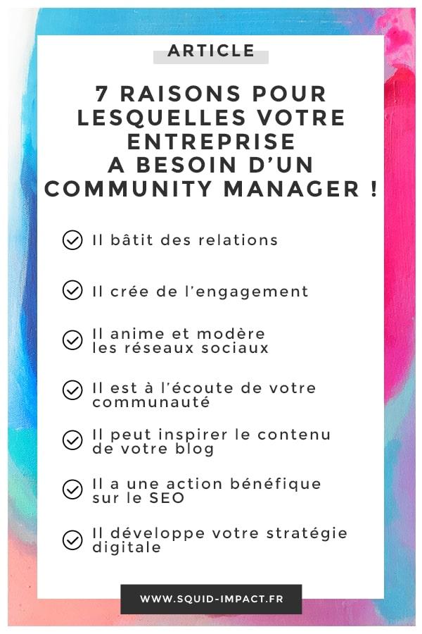 Impossible de ne pas être présent sur les réseaux sociaux ! Cependant, pour que vos efforts paient, vous avez besoin d'un Community Manager ! #CM #CommunityManager ##reseauxsociaux
