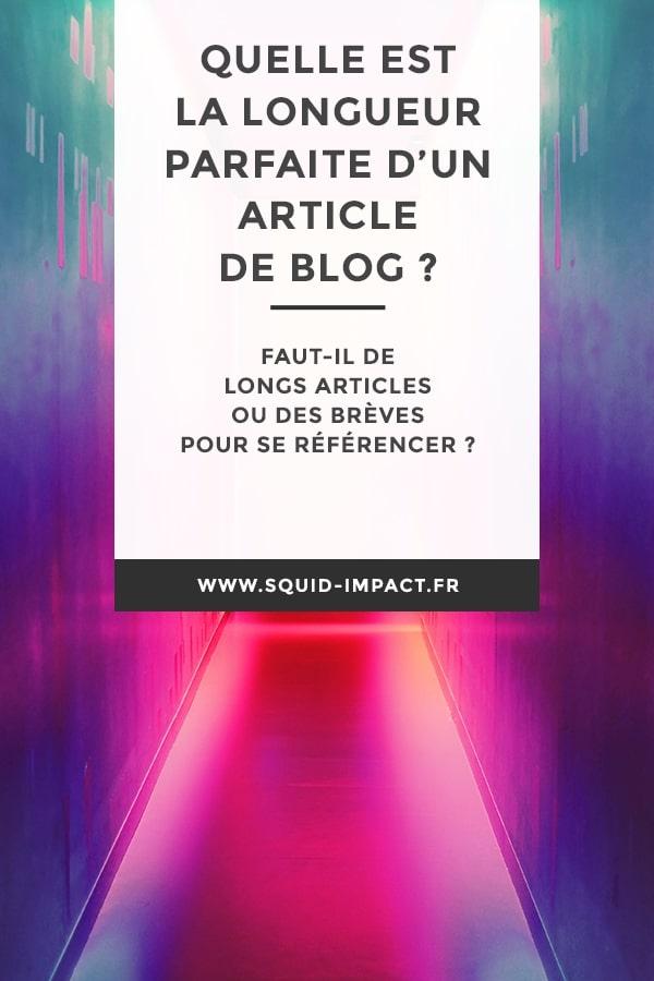 Combien de mots votre article de blog doit-il atteindre pour se référencer correctement ? La longueur de votre article peut aider votre positionnement SEO
